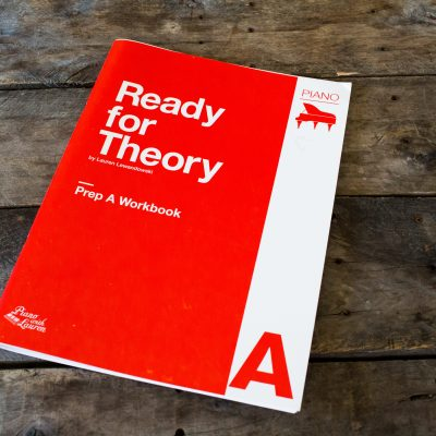 Ready for Theory - Prep B