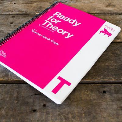 Teacher Desk Copy - Ready for Theory