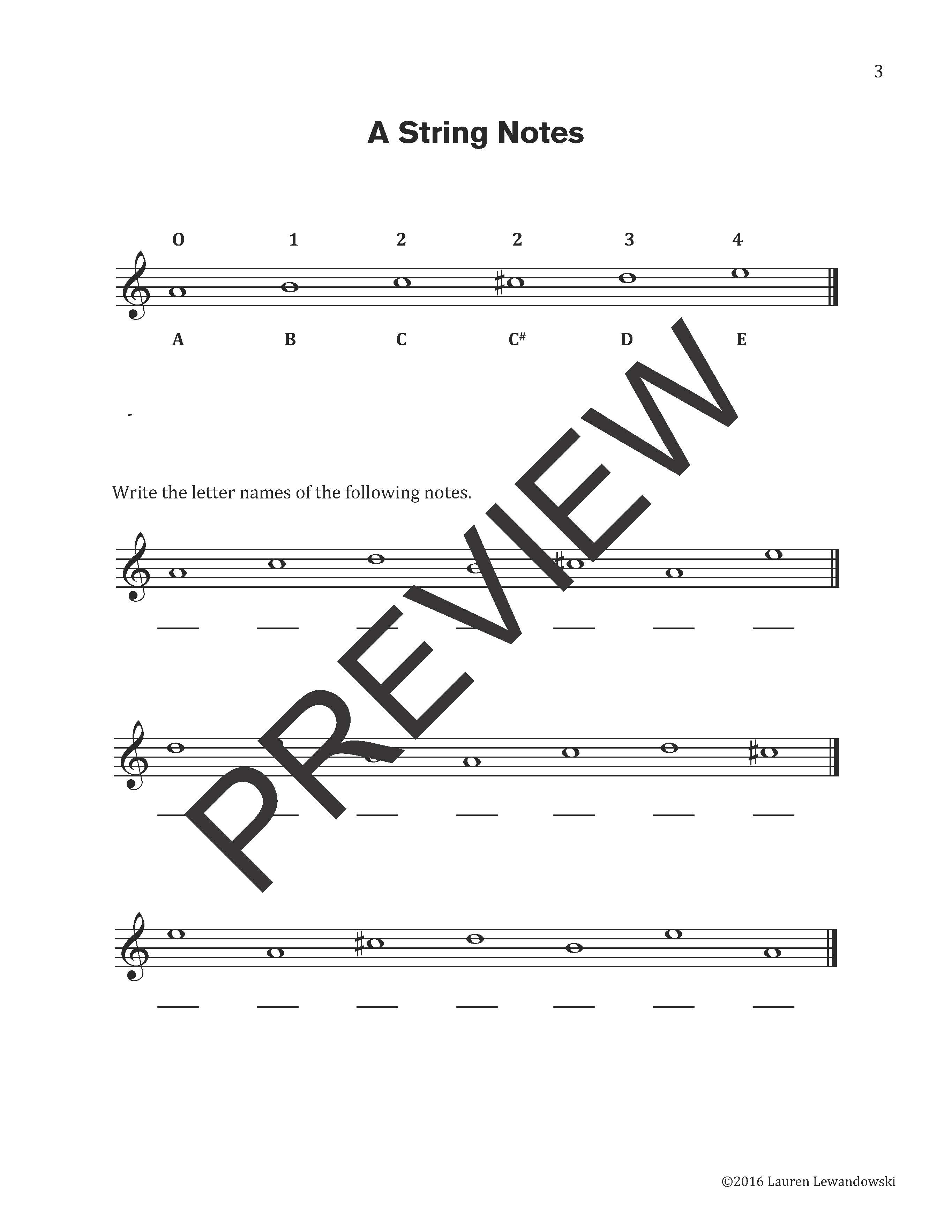 Violin Worksheets Healthfitnessbook – Note Name Worksheets