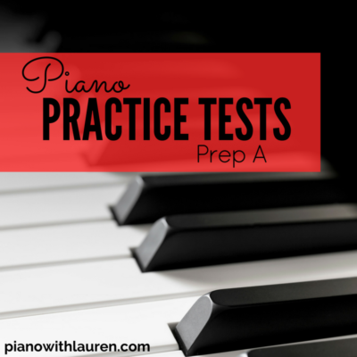 piano practice theory tests