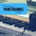 teaching a piano ensemble class
