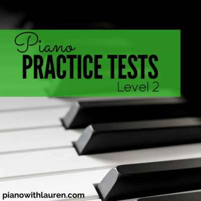 piano theory test