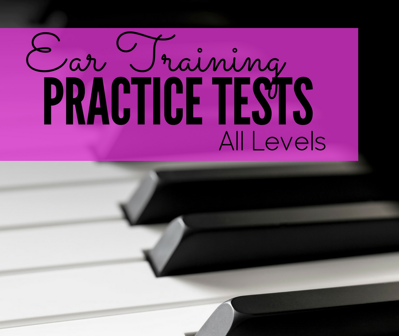 Are you running out of time for ear training?