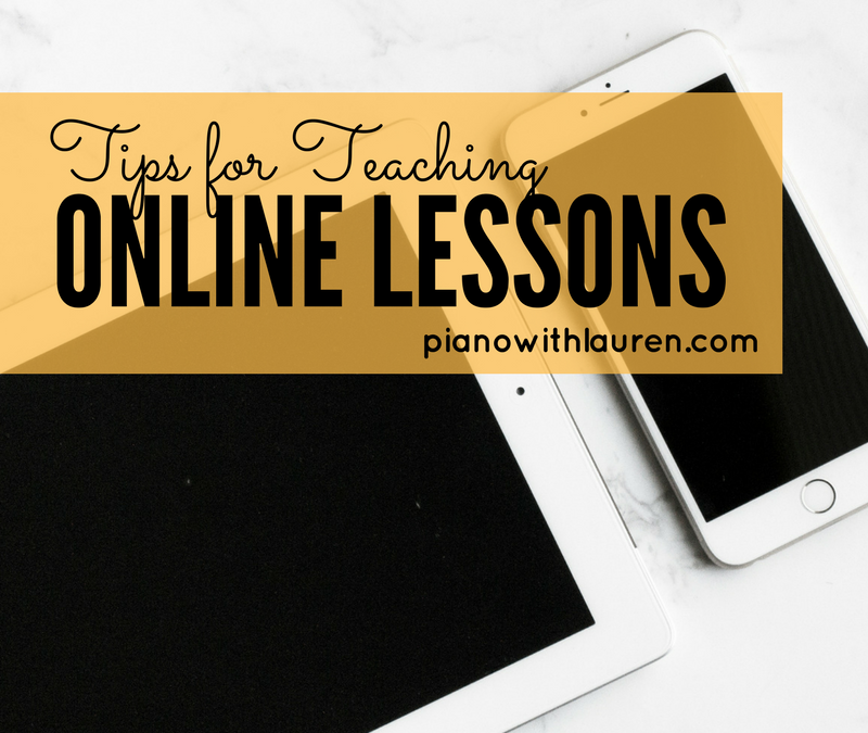 Have Your Online Students Play in Your Studio Recital